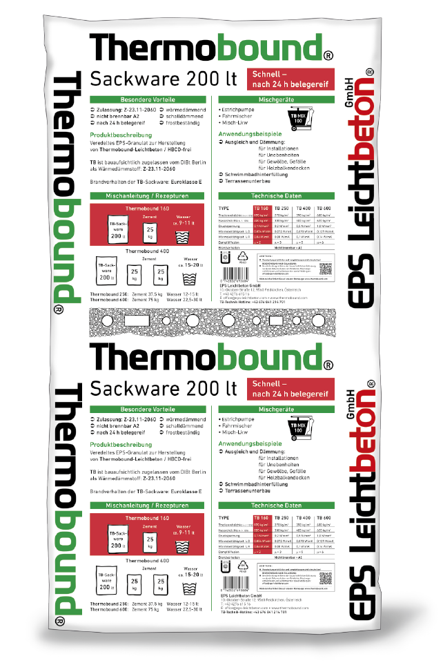 Thermobound Sackware 200lt